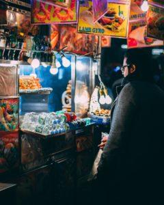 halal cart in New York